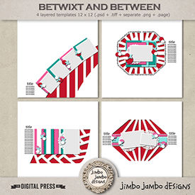 Betwixt and between | Templates