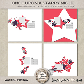 Once upon a starry night | Templates