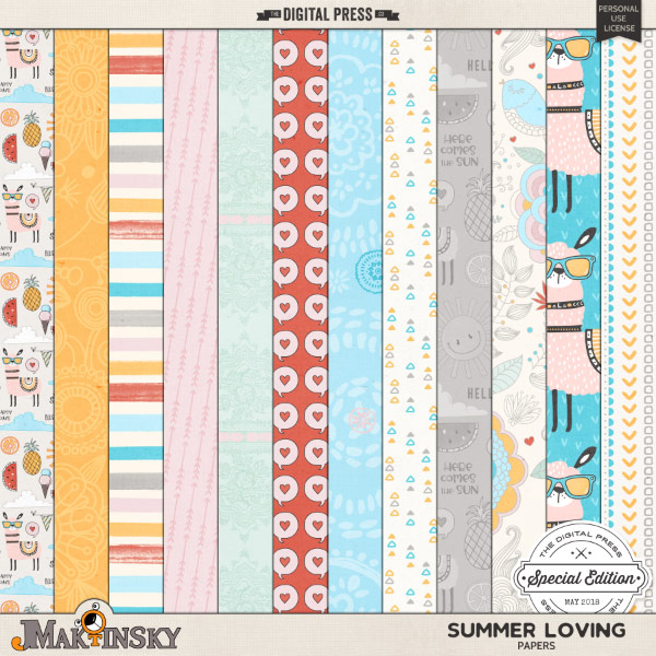 Summer Loving | Papers