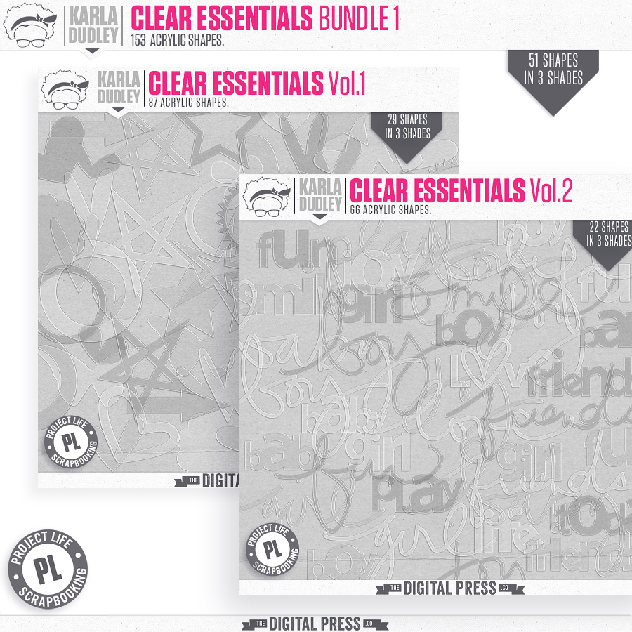 Clear Essentials Bundle 1