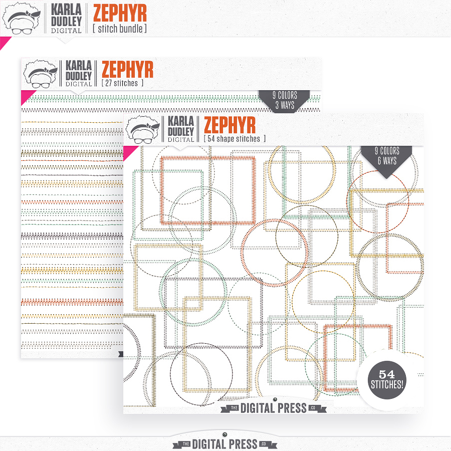 Zephyr | stitch bundle