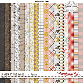 A Walk In the Woods | Patterns