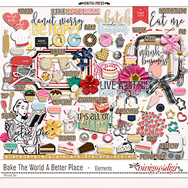 Bake The World A Better Place   Elements
