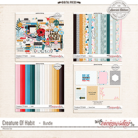 Creature Of Habit | Bundle