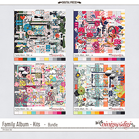 Family Album - Kits | Bundle