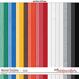 Martial {he}Arts | Solids