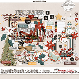 Memorable Moments - December | Elements
