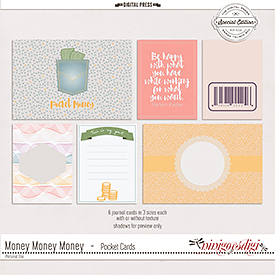 Money Money Money | Pocket Cards