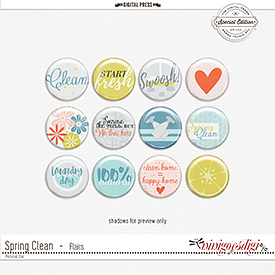 Spring Clean | Flairs