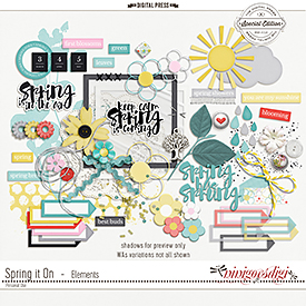 Spring It On | Elements