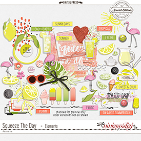 Squeeze The Day | Elements