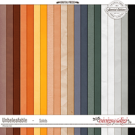 Unbeleafable | Solids