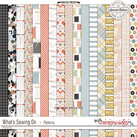 What's Sewing On   Patterns