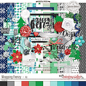 Wrapping Frenzy | Kit