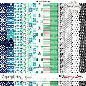 Wrapping Frenzy | Patterns