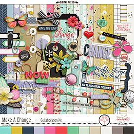 Make A Change | Collaboration Kit