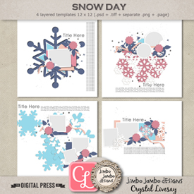 Snow day | Templates