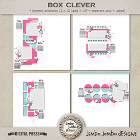Box clever | Templates