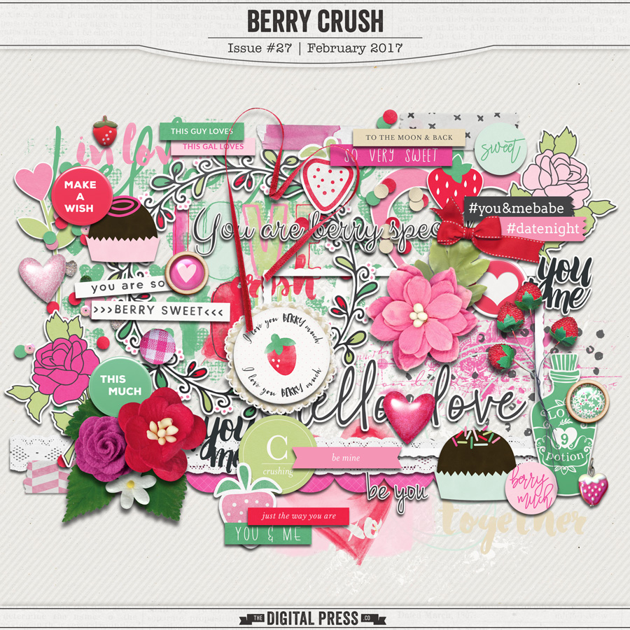 Berry Crush | Elements