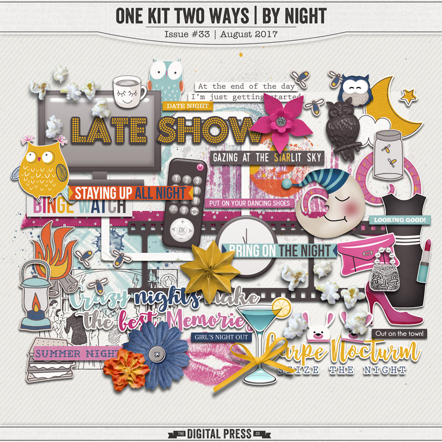 One Kit Two Ways | By Night Elements