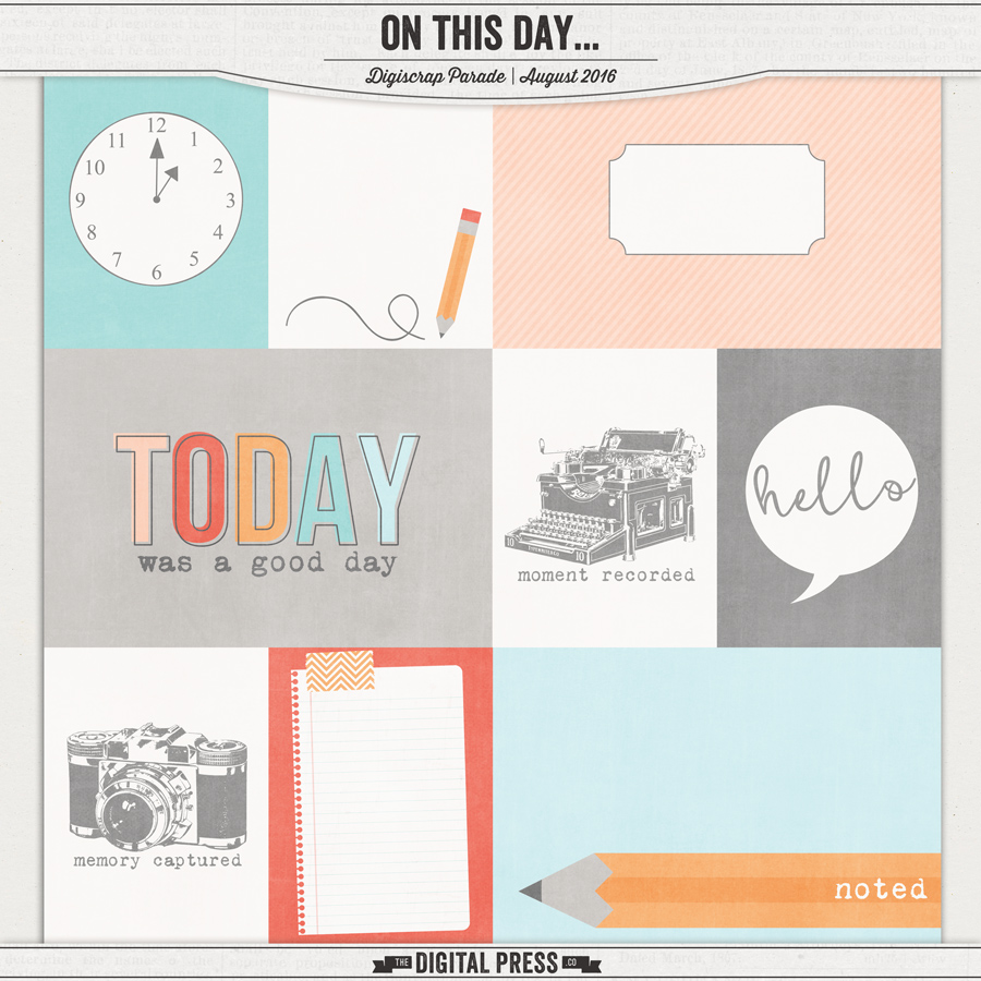 On This Day | Pocket Cards