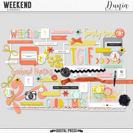 Weekend | Elements