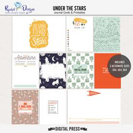 Under The Stars | Pocket Cards