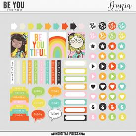 Be You | Printables