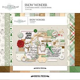 Snow wonder - kit
