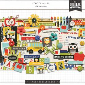 School Rules | The Elements