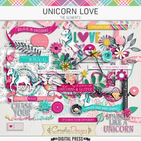 UNICORN LOVE | ELEMENTS