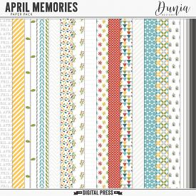 April Memories | Papers