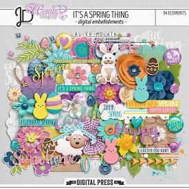 It's a Spring Thing | Elements