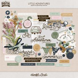 Little Adventures | Elements