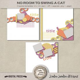 No room to swing a cat | Templates