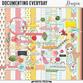 Documenting Everyday | May - Kit