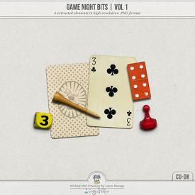 Game Night Bits | Volume 1 (CU)