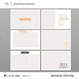 PSL | Photoshop Templates