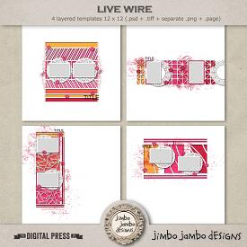 Live wire | Templates