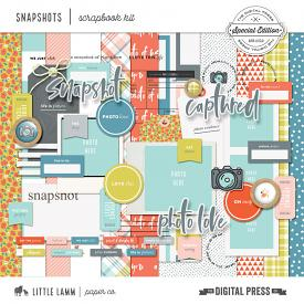 Snapshots | Scrapbook Kit