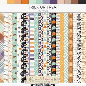 TRICK OR TREAT | PAPERS