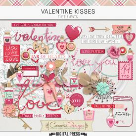 VALENTINE KISSES | ELEMENTS