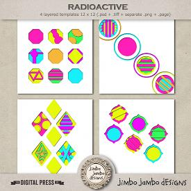 Radioactive | Templates