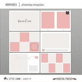 Nonpareil | Photohop Templates