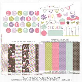 Bundle :: You Are: Girl (CU)