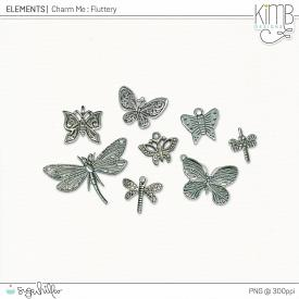 CU | Elements : Charm Me Fluttery