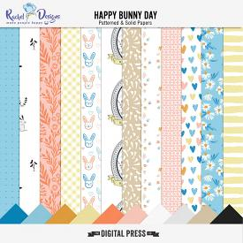Happy Bunny Day | Papers