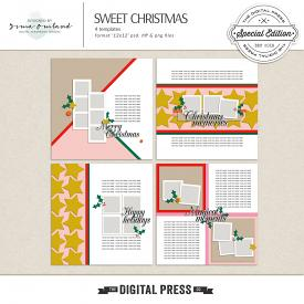 Sweet christmas - templates