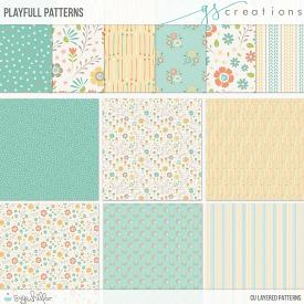 Playfull Layered Patterns (CU)