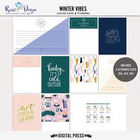 Winter Vibes | Pocket Cards